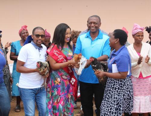 Donations To Sigwe Inkhundla