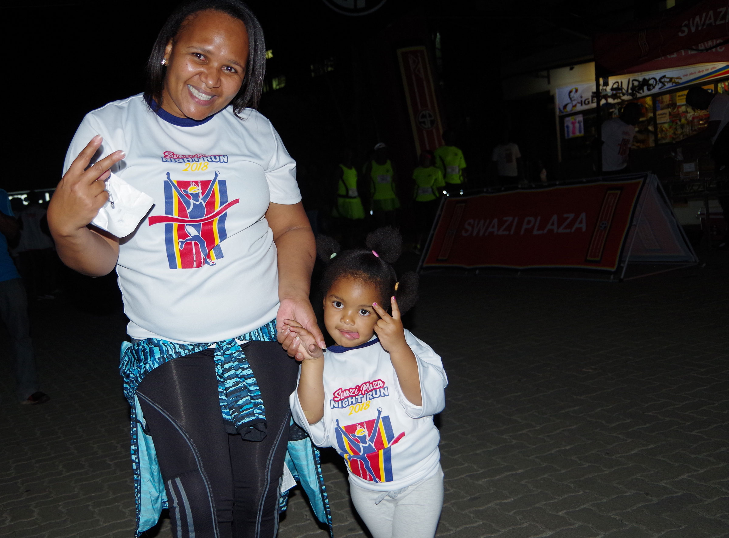 Annual Swazi Plaza Night Run