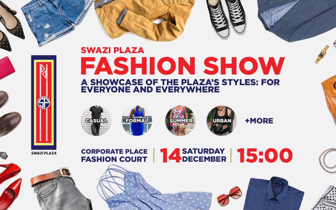 Swazi Plaza Fashion Show 2019